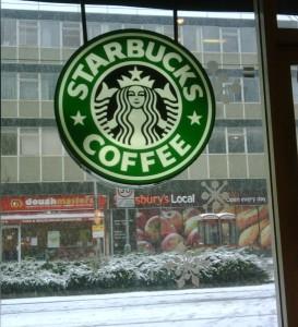 Sarah Blinco Starbucks