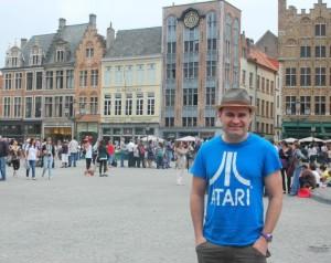 Cooper in Bruges