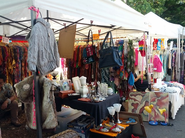 Kirribilli Art Design Markets Sydney