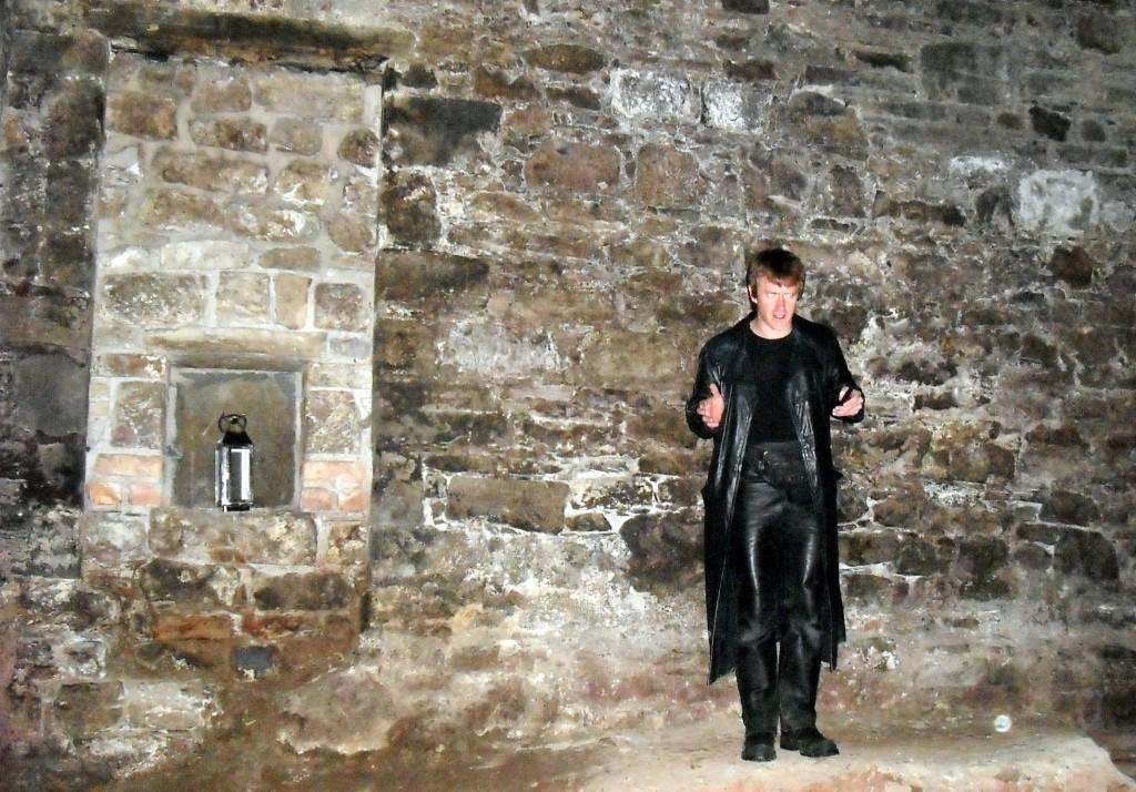Ghost walking tour - South Bridge Vaults