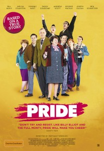 Win movie tickets to see Pride