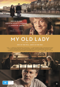 My Old Lady – win movie tickets!
