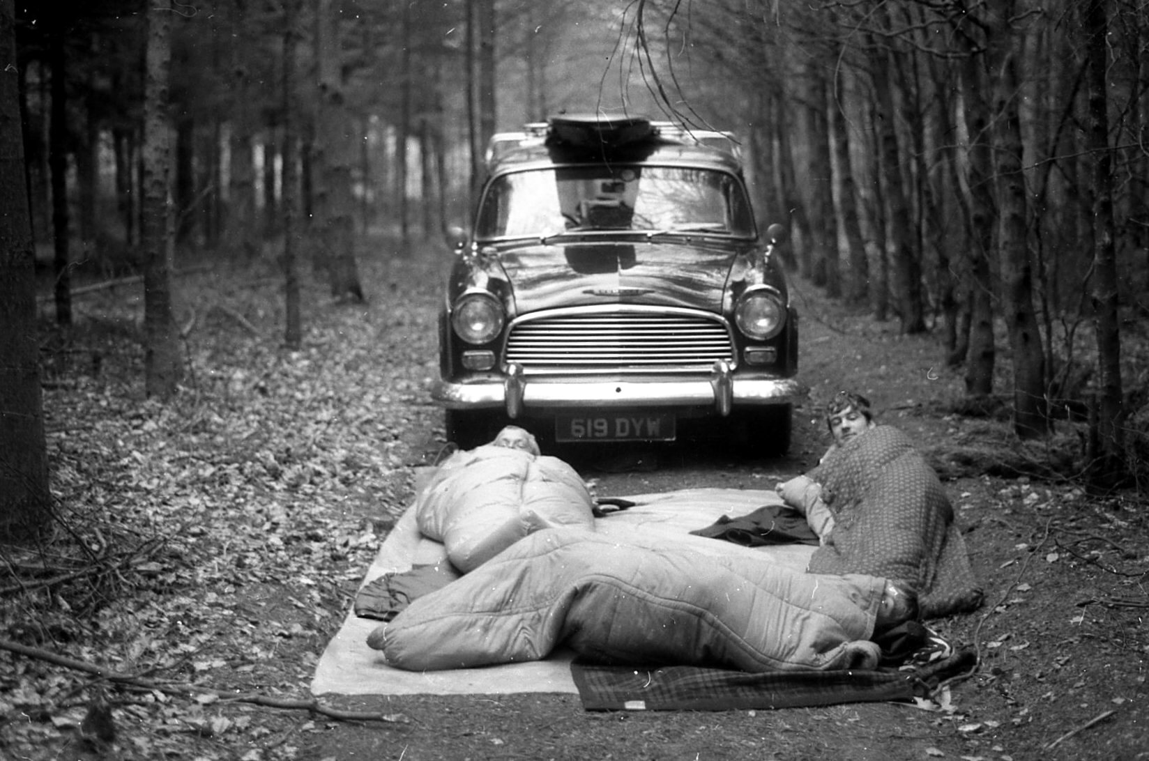 Vintage Travel Photography Encounter Overland Adventures Circa Early 70s