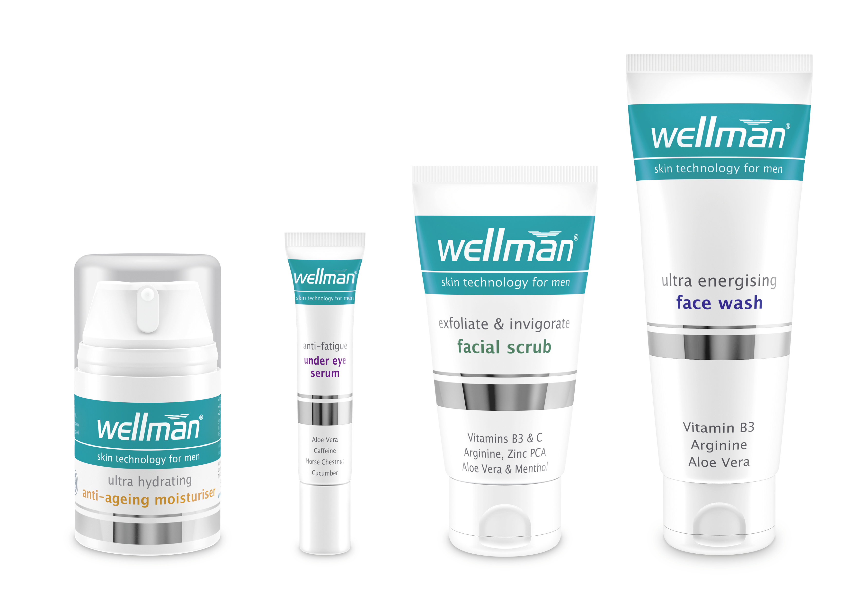 2D-WEL Skin Tech range