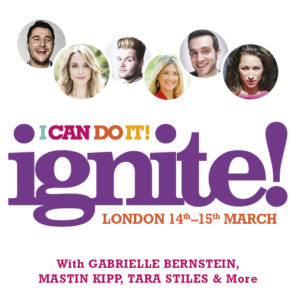 I Can Do It! Ignite 2015 in London
