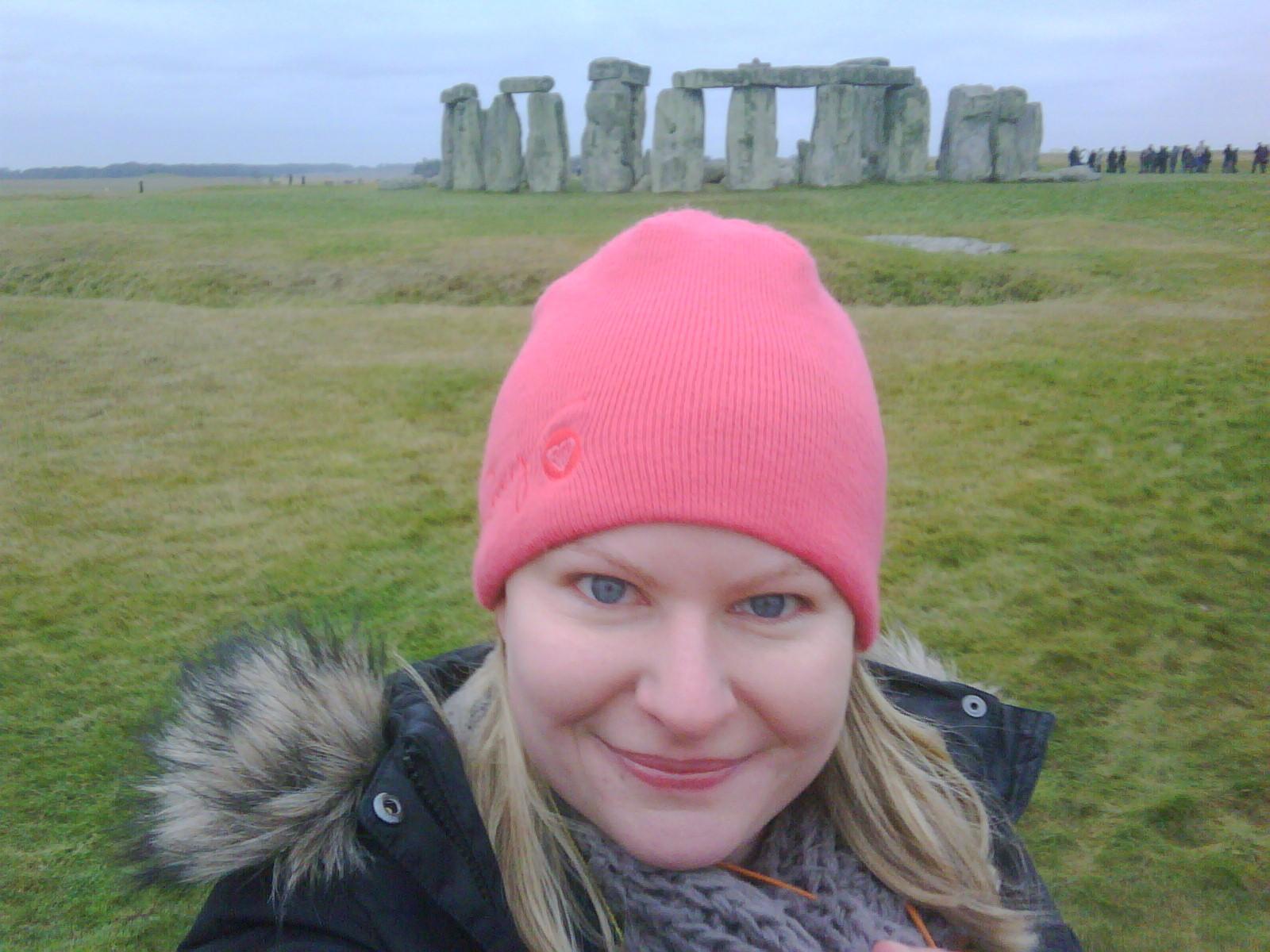 Sarah Blinco Stonehenge England