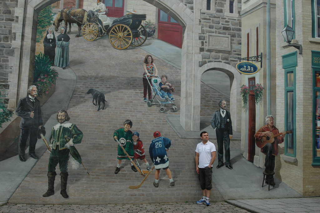 Travel in Quebec and Montreal travellivelearn.com