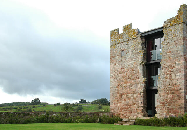 Blencowe Hall - architecturally fascinating