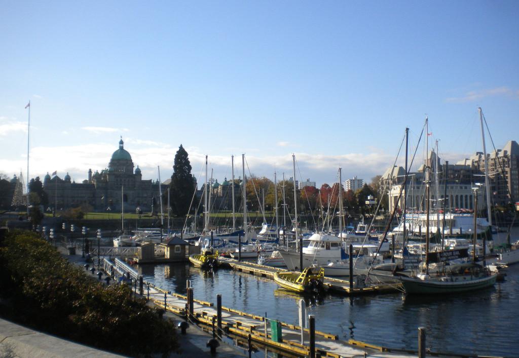 British Columbia Victoria travellivelearn.com