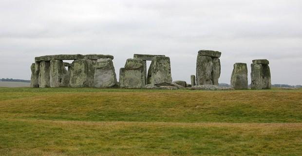 Ticking off the 'bucket list' – Stonehenge