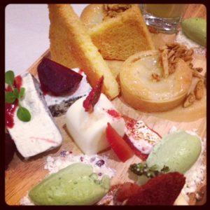 Tasting Australia Hilton Brasserie dessert Sarah Blinco