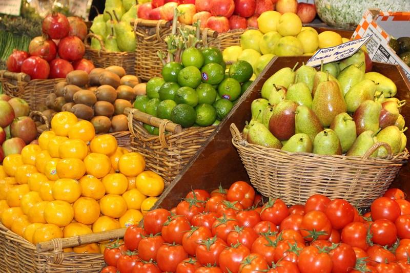 Adelaide Central Market Sarah Blinco fruit