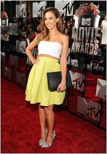 MTV Movie Awards 2014 best-dressed celebs – style watch with Terry Costa
