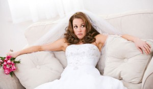 I am terrified about my wedding day – what's wrong with me?