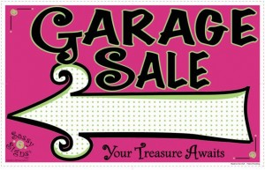 How we can learn from the humble garage sale