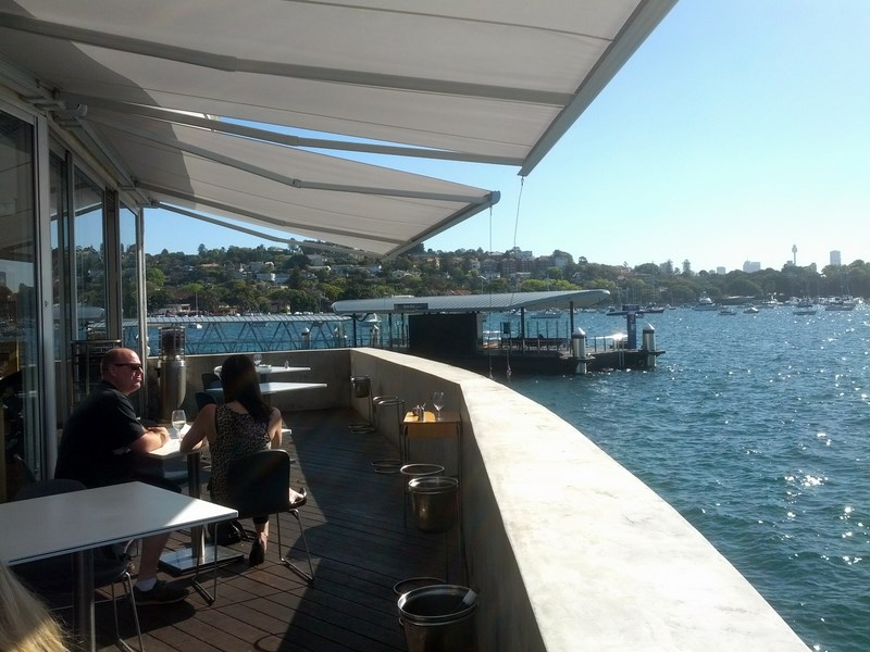 Outside deck - Catalina (Copy)