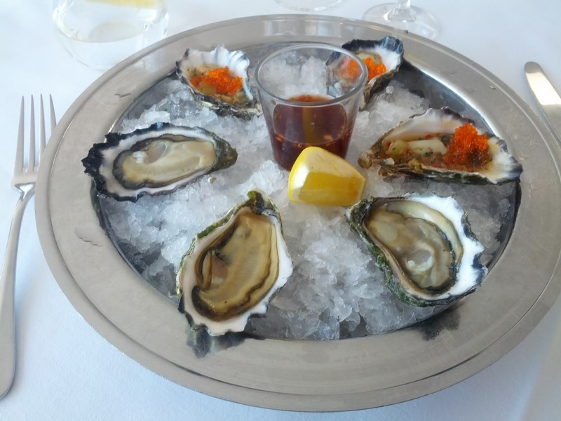 Chic cuisine at Catalina in Rose Bay, Sydney
