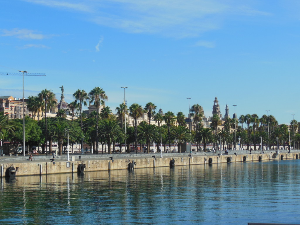 Barcelona tips - Barcelona marina