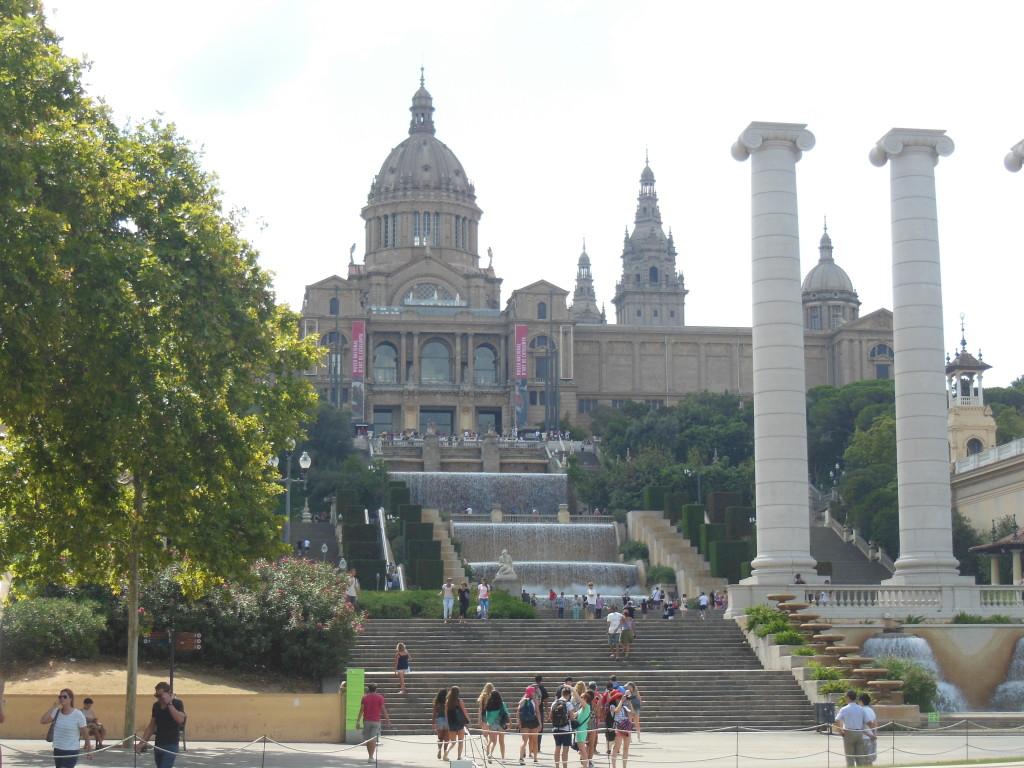 Barcelona tips - National Palace, Barcelona