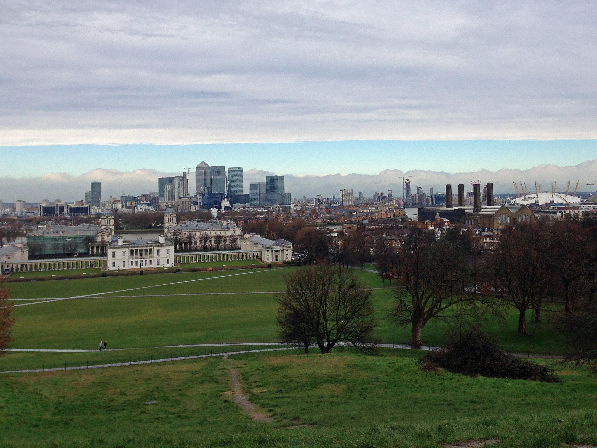 Visit Greenwich in London by boat