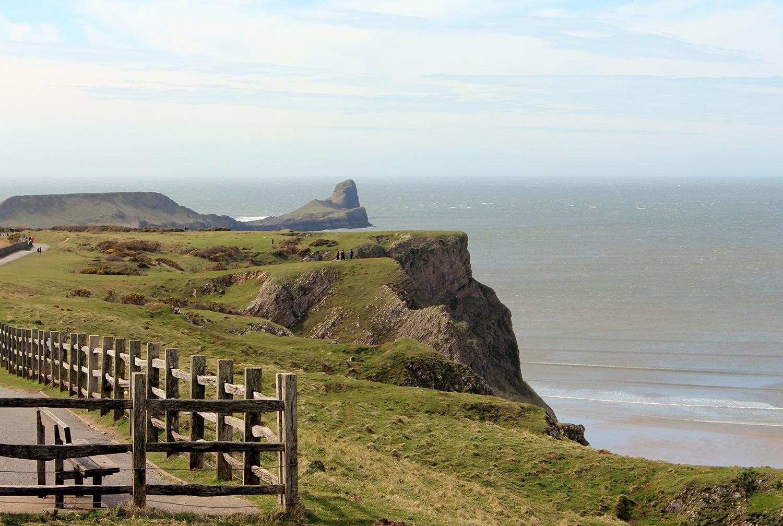 Wales road trip stunning scenery