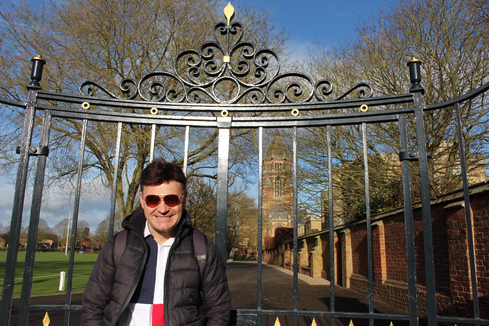 Days out in Warwickshire - Rugby school