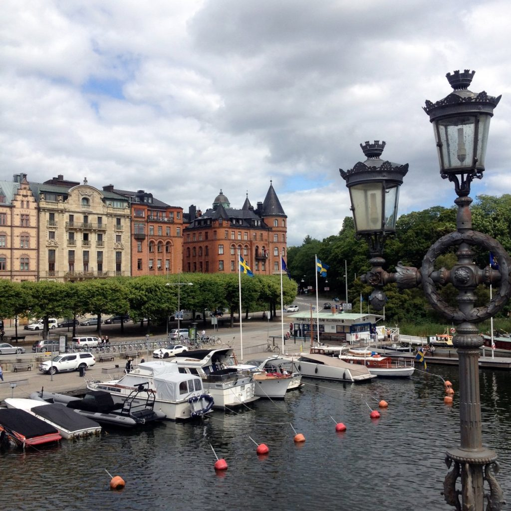 Stockholm city travellivelearn Sarah Blinco