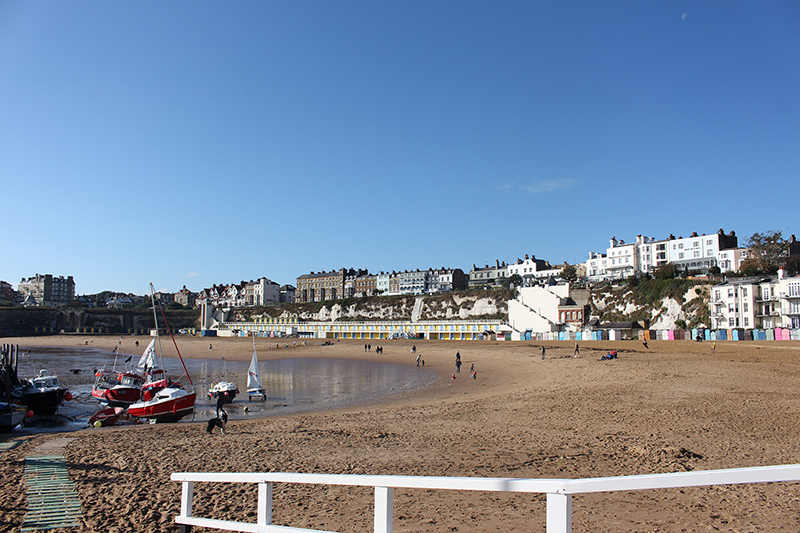 Days out in Kent: Broadstairs beach