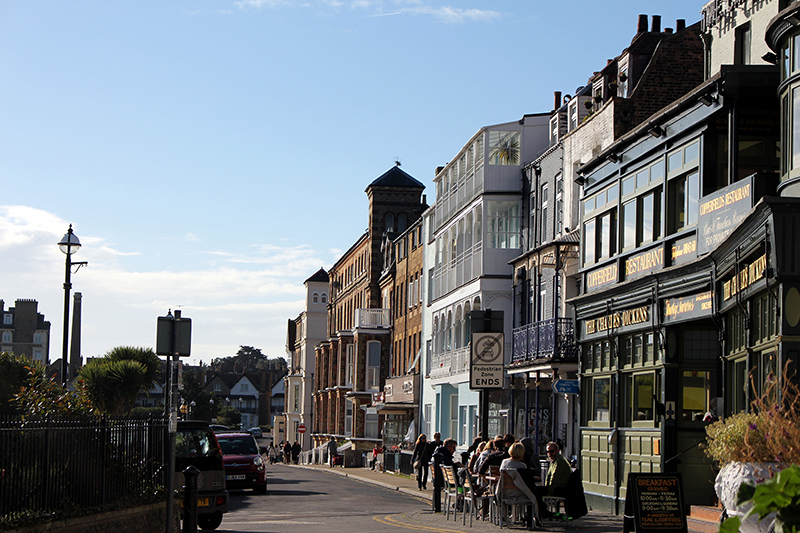 Days out in Kent: Broadstairs town