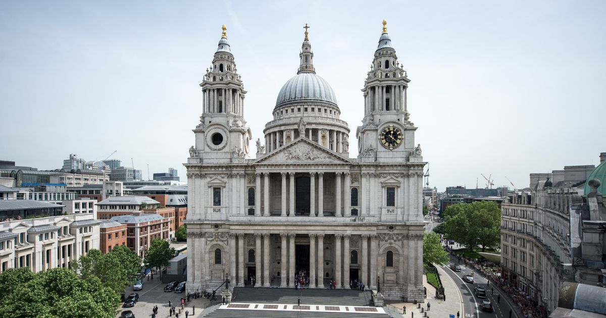 St Paul's Cathedral and free London views
