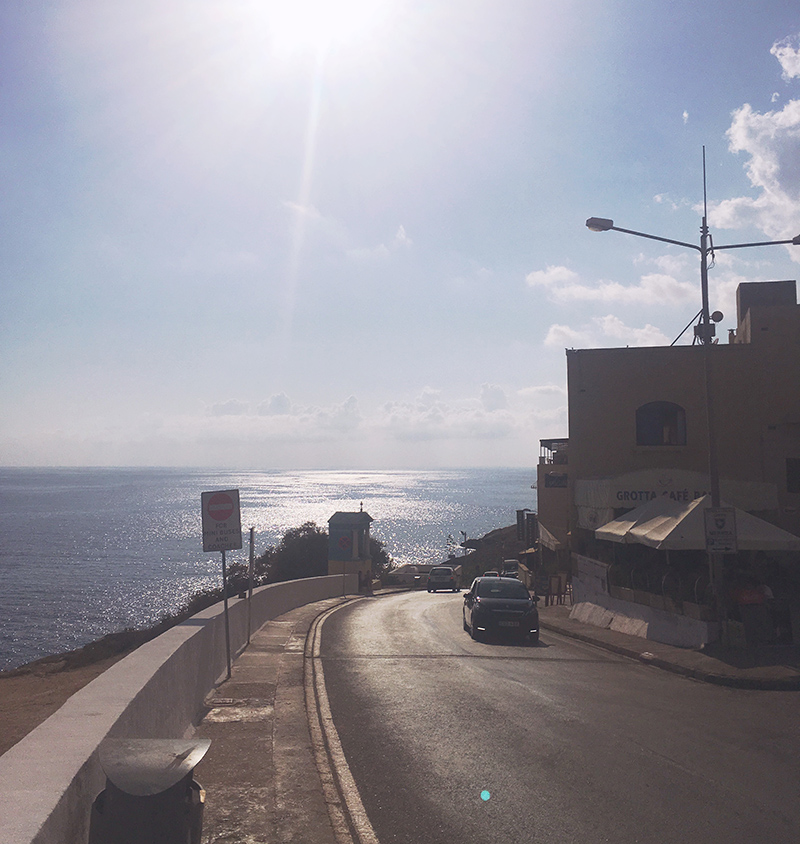 Mindfulness on a Malta vacation - put the camera down and enjoy