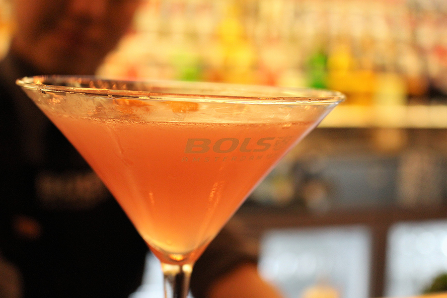 A weekend in Amsterdam - Bols cocktail experience