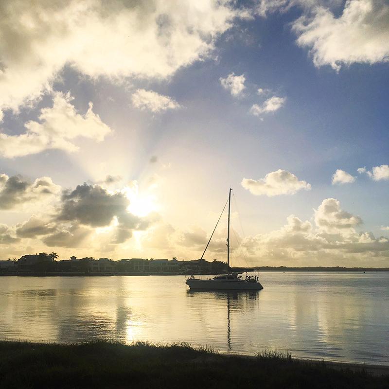 Brisbane to Gold Coast – Paradise Point on the Gold Coast