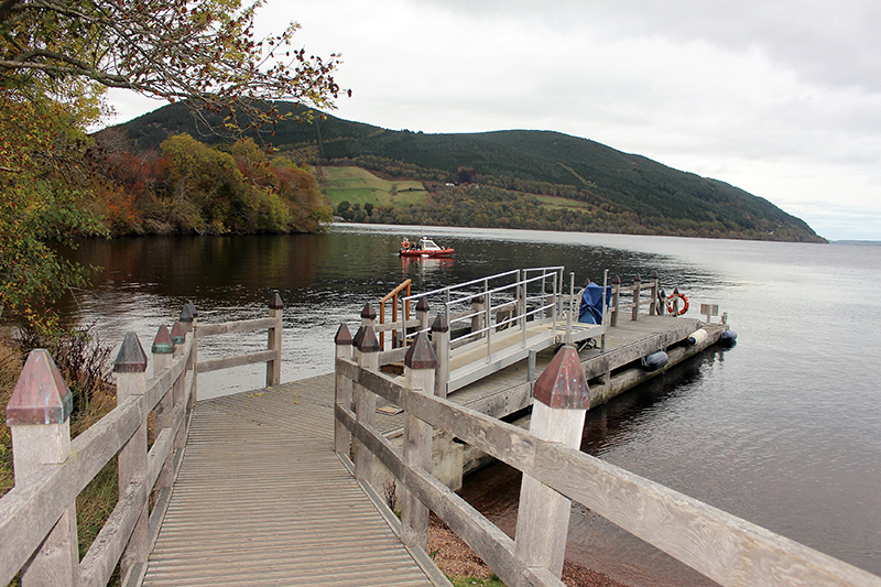 Things to do in Inverness - you can't miss famous Loch Ness