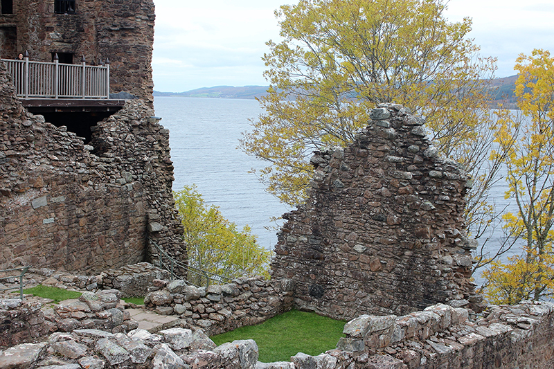 Things to do in Inverness - Urquhart Castle ruins are a highlight on the banks of Loch Ness