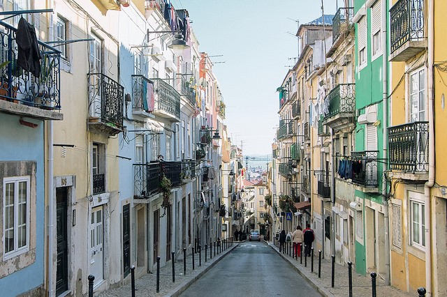 The best travel vloggers and bloggers' European destinations - Lisbon Portugal