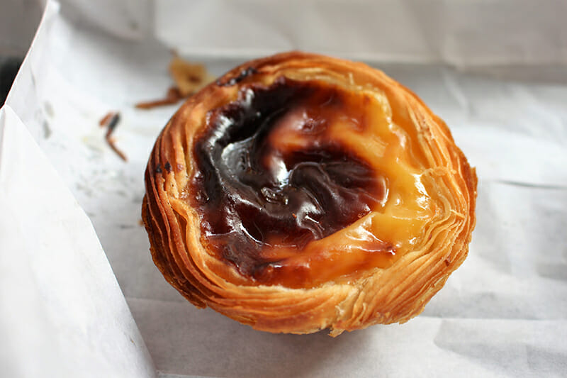 3 days in Lisbon - custard tarts are a must-try