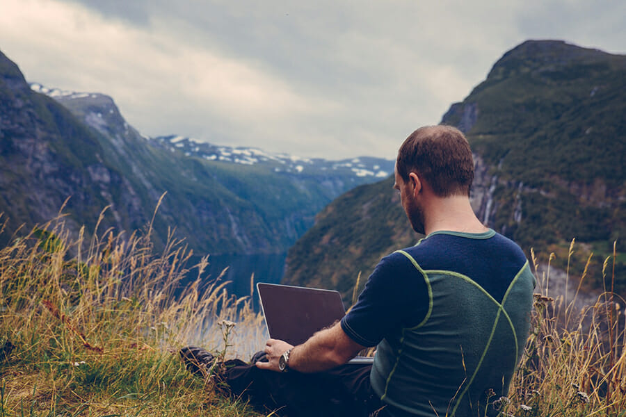 what it's really like to be a working nomad
