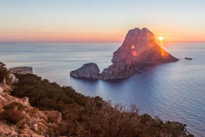 Es Vedra - for the best Ibiza sunset views