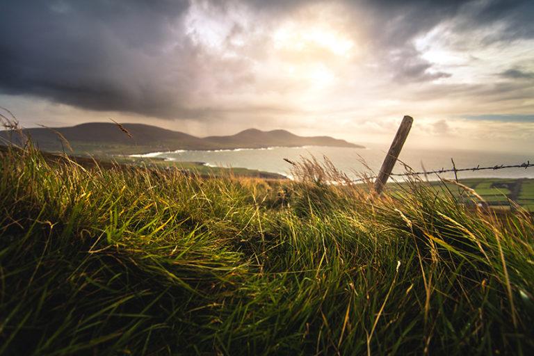 house sitting Ireland - visit amazing landscapes