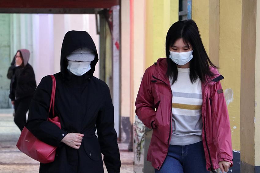 Coronavirus lock-down in Italy and around the world